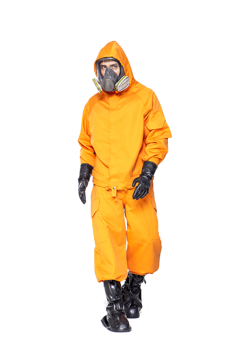CBRN Fabrics, Suits & Collective Protection Systems